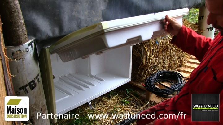 Etape 9 : Installation photovoltaïque