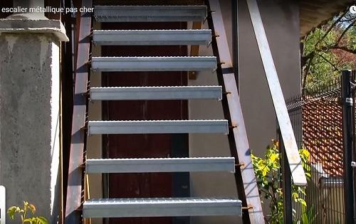 Escalier métallique, comment le faire soi même ?