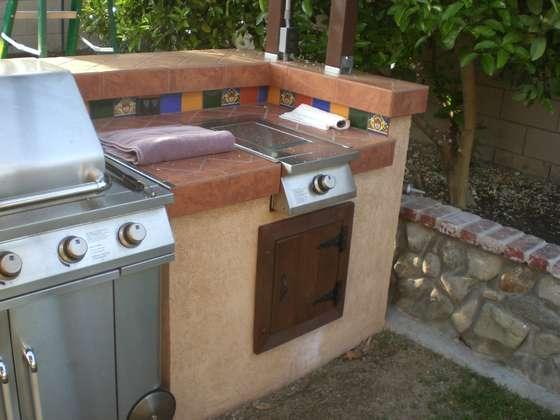 cuisine de jardin