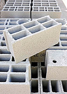 Bloc béton made in france