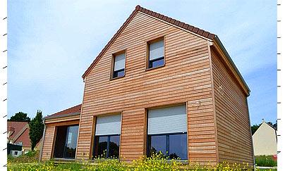 RT2012 et maison bois