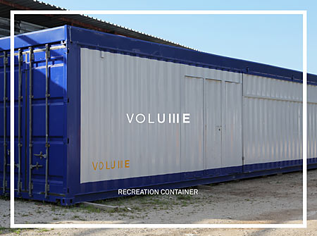 volume maison container
