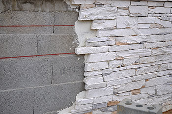 Parement mur intérieur