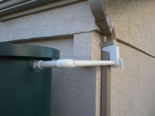 cuve récupération eau de pluie