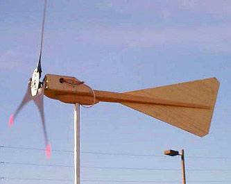 construire une éolienne