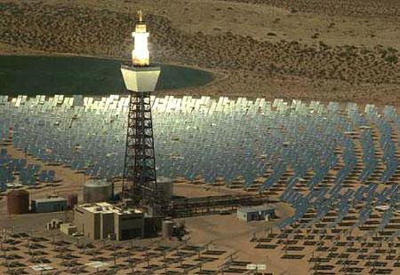 tour solaire