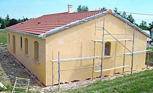 Enduit façade