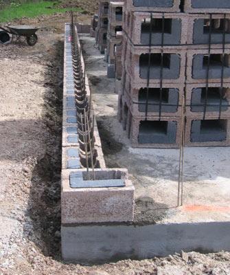 blocs isolants isotex