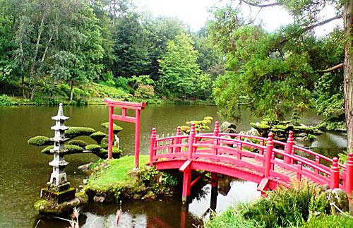 Jardin japonais de Maulévrier