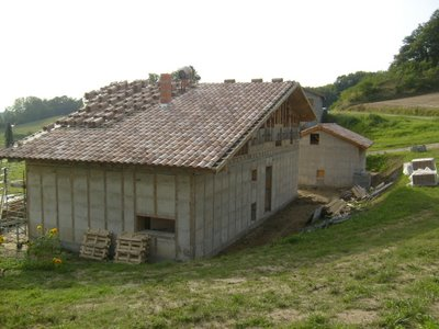 Le blog de Nicolas : présentation maison paille