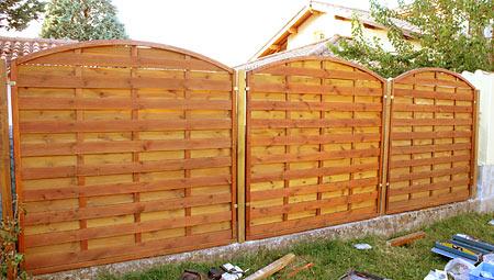 Poser panneaux bois