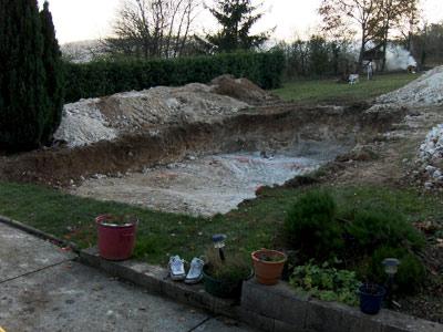 fabrication piscine