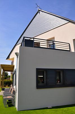 Maison multi-confort Saint Gobain