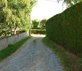 chemin-et-voie-d-accès-maison