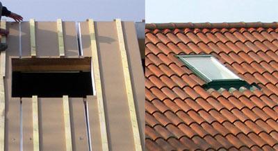installer-une-fenêtre-de-toit