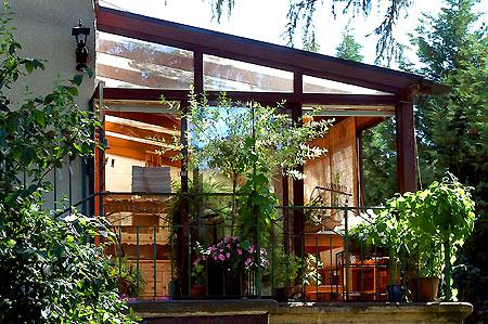 Construire une veranda